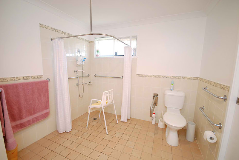 bathroom modficiation
