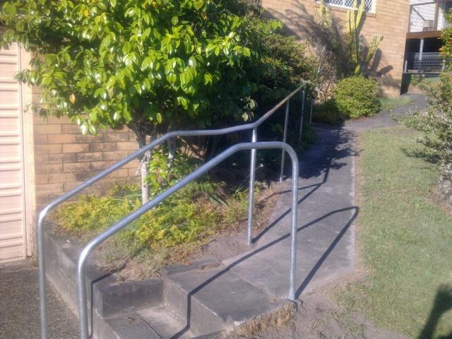 CVHMMS Stair Rails