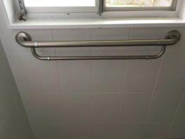 CVHMMS Bathroom Handrails